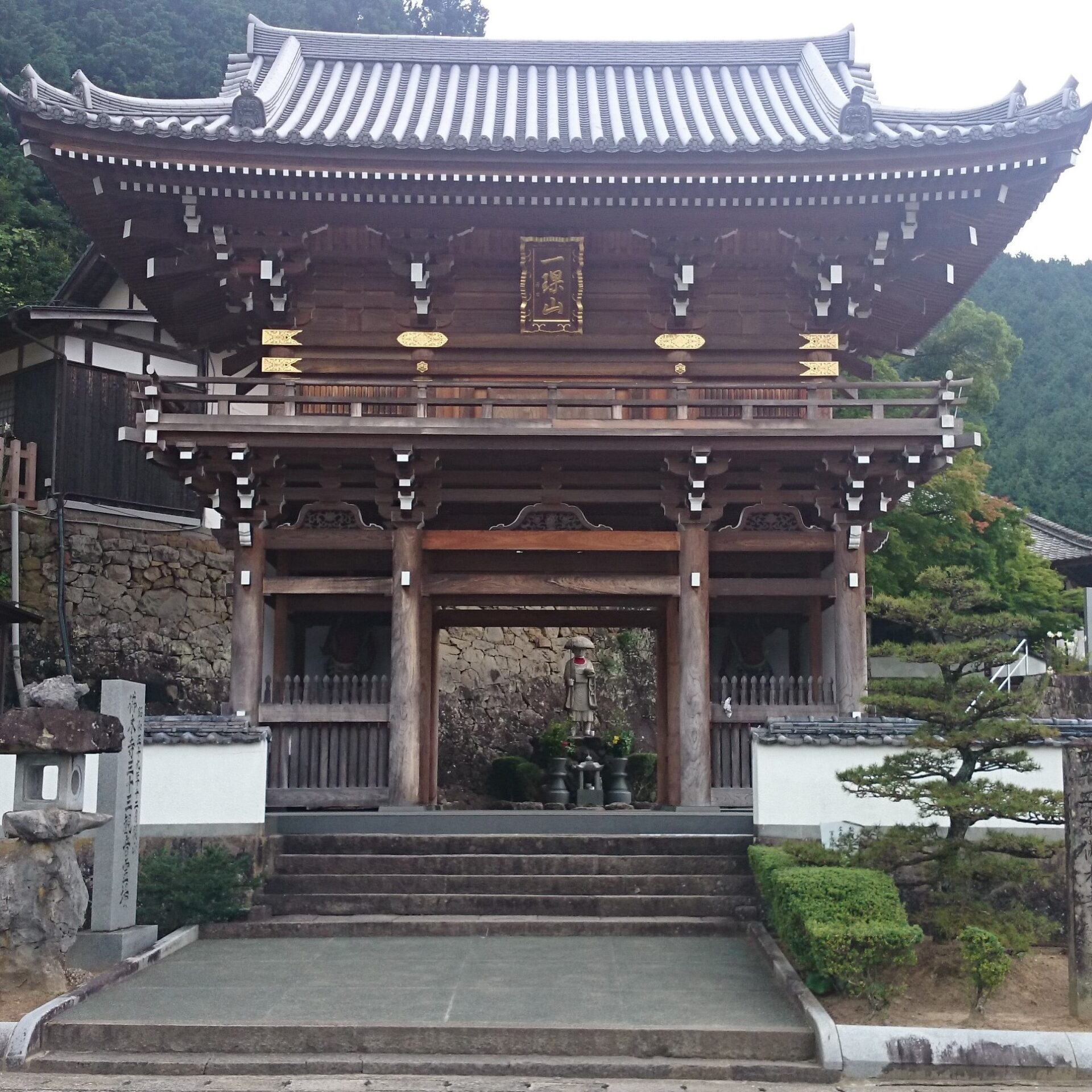 一カ山 毘盧舎那院 仏木寺