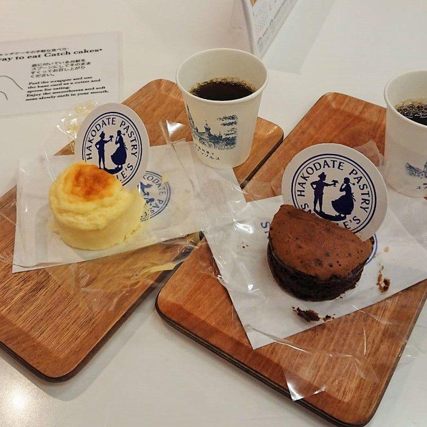 スナッフルス金森洋物館のチーズケーキ